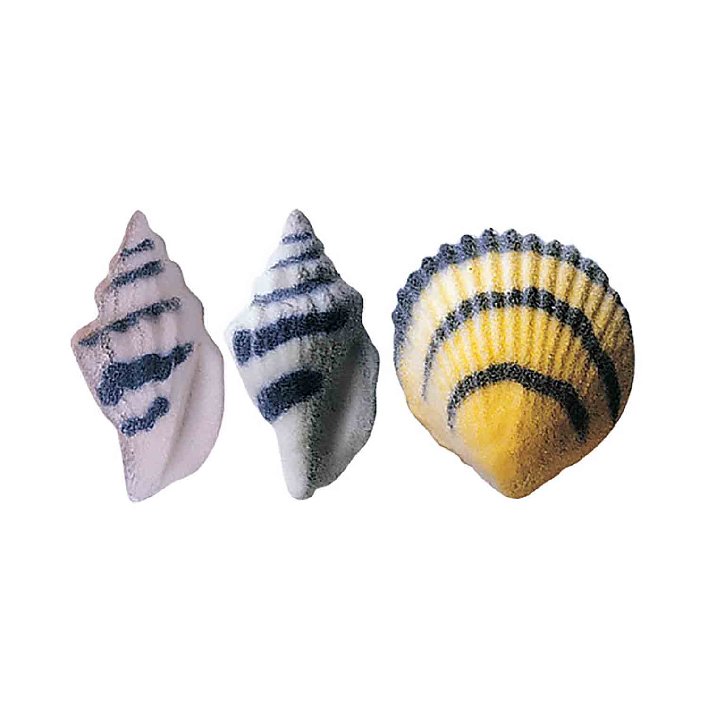 Dec-Ons® Molded Sugar - Seashells