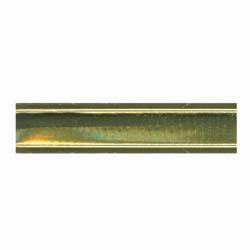 Gold Wire Tie 1 1/2