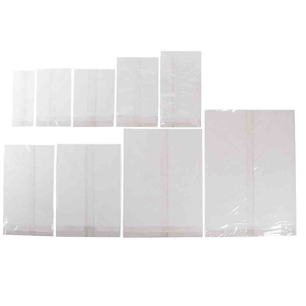 Flat Cellophane Bag Sample Set