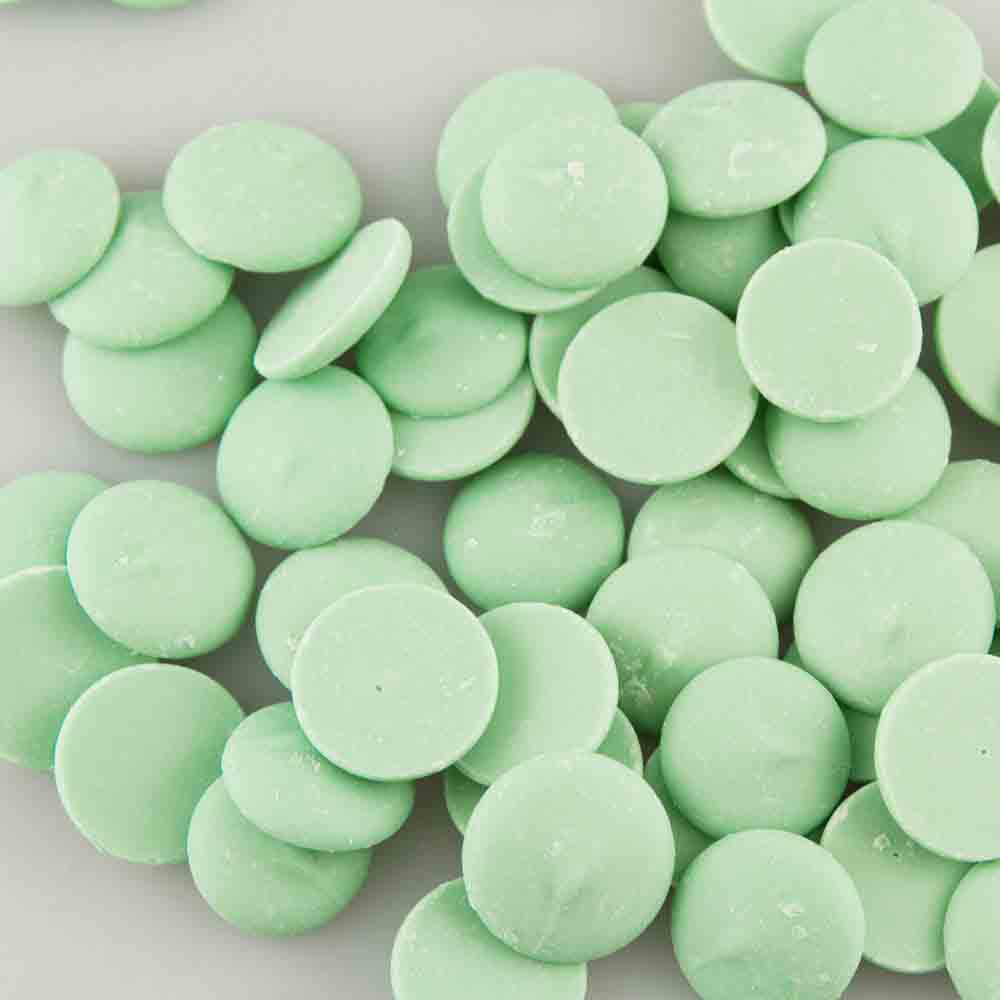 St. Patrick's Day Colored Candy Coatings