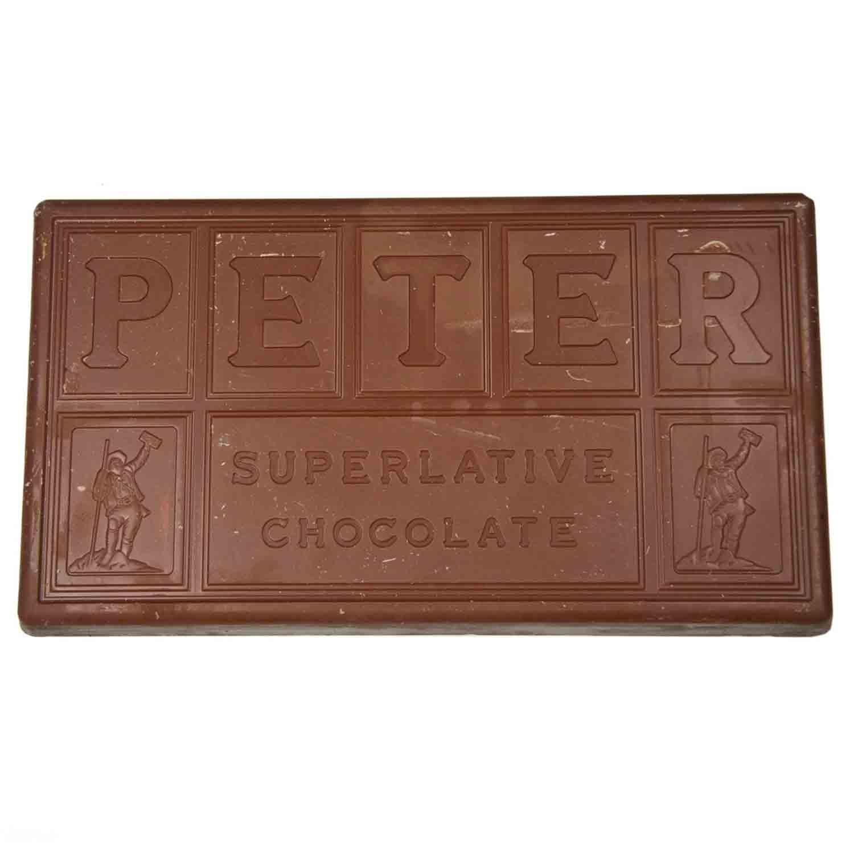 Peter's Broc Real Milk Chocolate