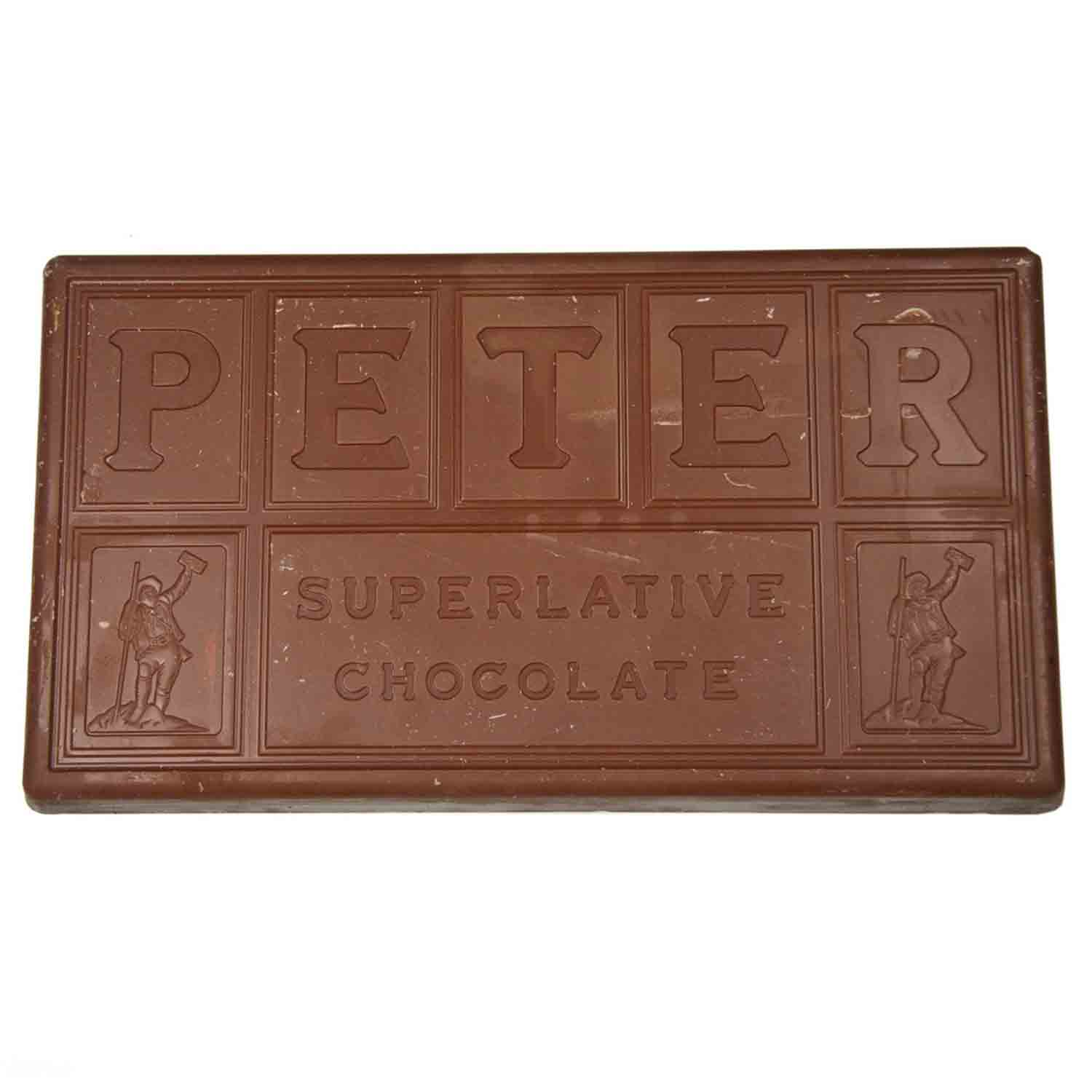 Peter's Broc Real Milk Chocolate