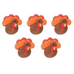 Icing Layons - Tiny Turkey