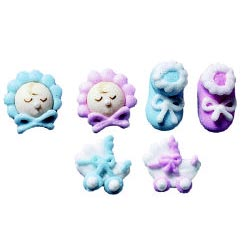 Icing Layons - Baby Assortment