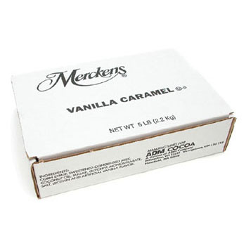 Merckens Candy Coating, Chocolates, and Caramels
