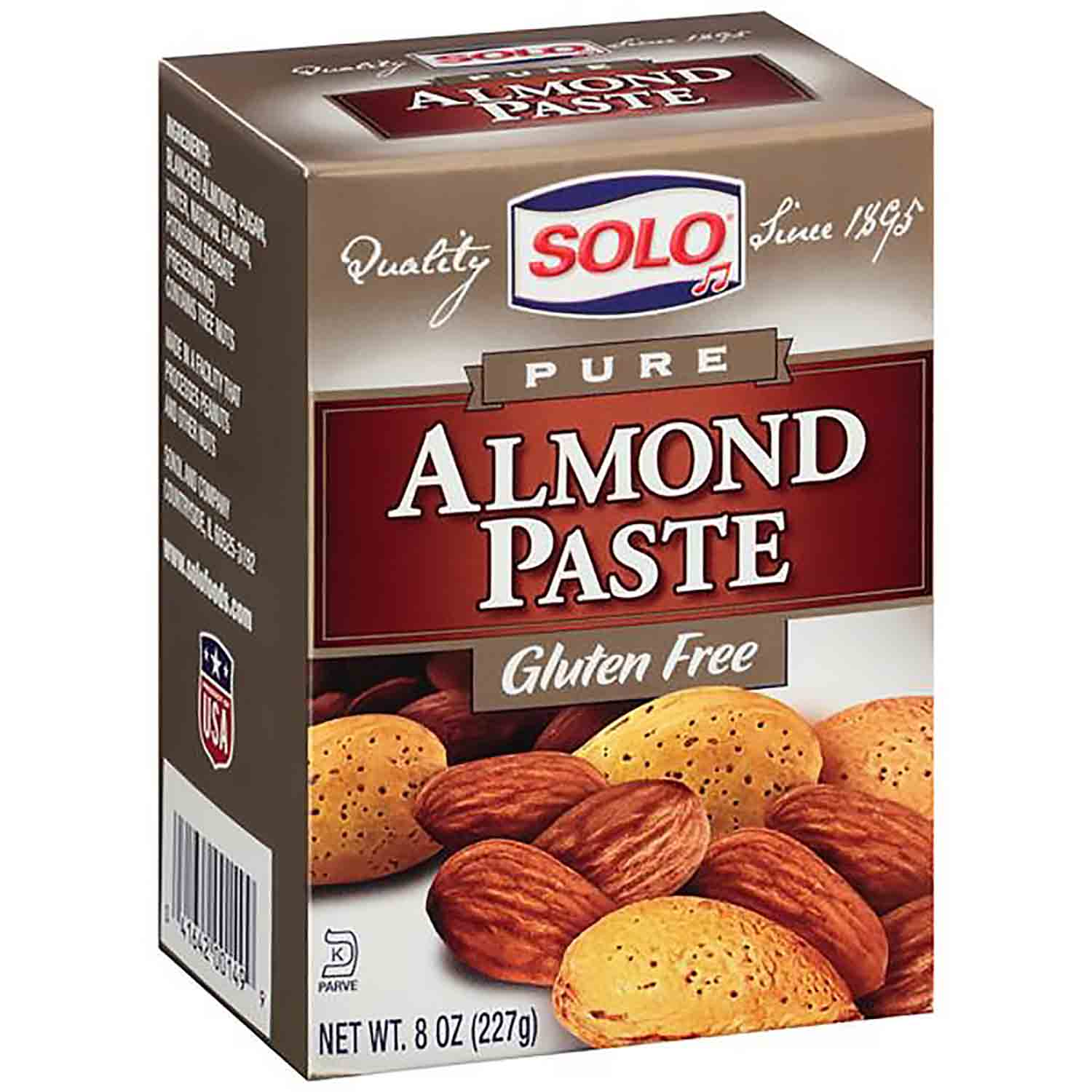 Nuts and Nut Pastes