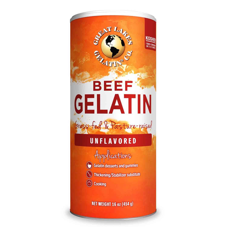 Unflavored Gelatin