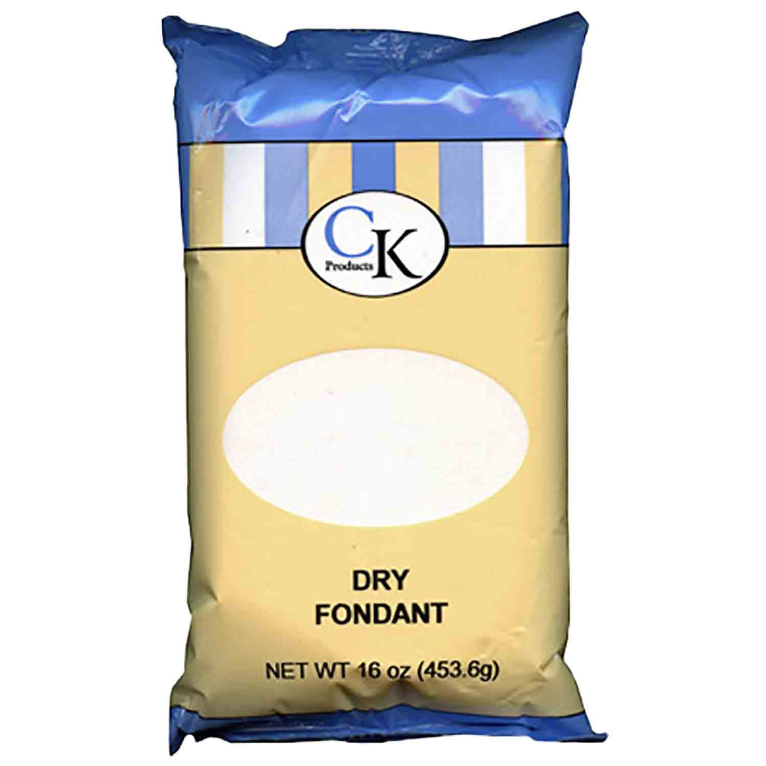 Dry Fondant Powdered Mix