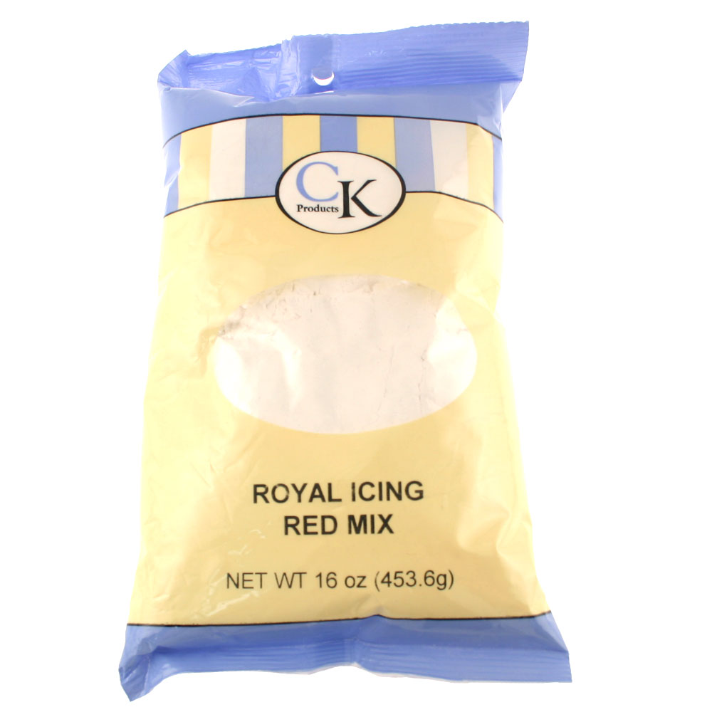 Red Royal Icing Mix