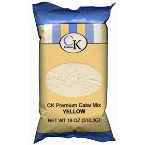 Premium Cake Mix- Yellow