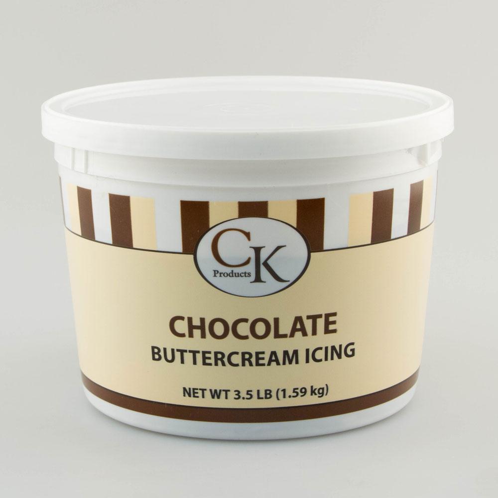 Chocolate Buttercream Icing