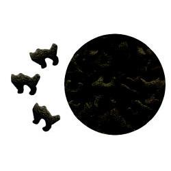 Black Cats Edible Confetti Sprinkles