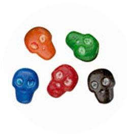 Candy Shapes- Skulls