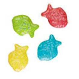 Aquarium Fish Candy Shapes