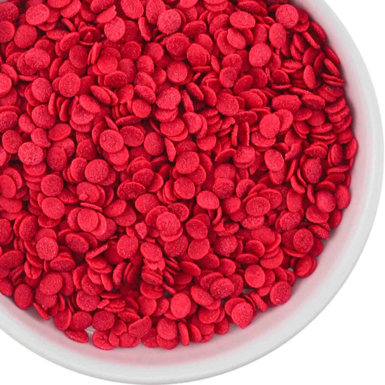 Red Sequin Sprinkles