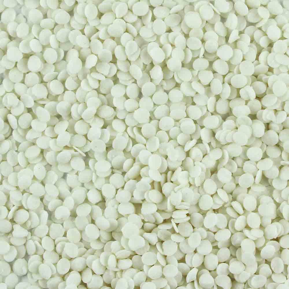 White Sequin Sprinkles