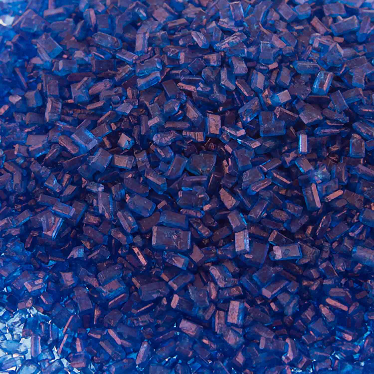 Royal Blue Coarse Sugar / Sugar Crystals