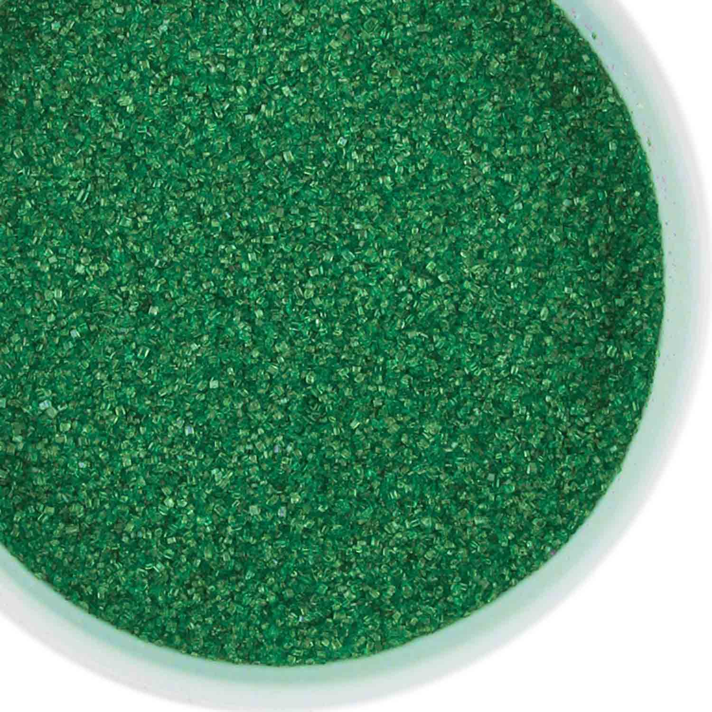 Emerald Green Sanding Sugar
