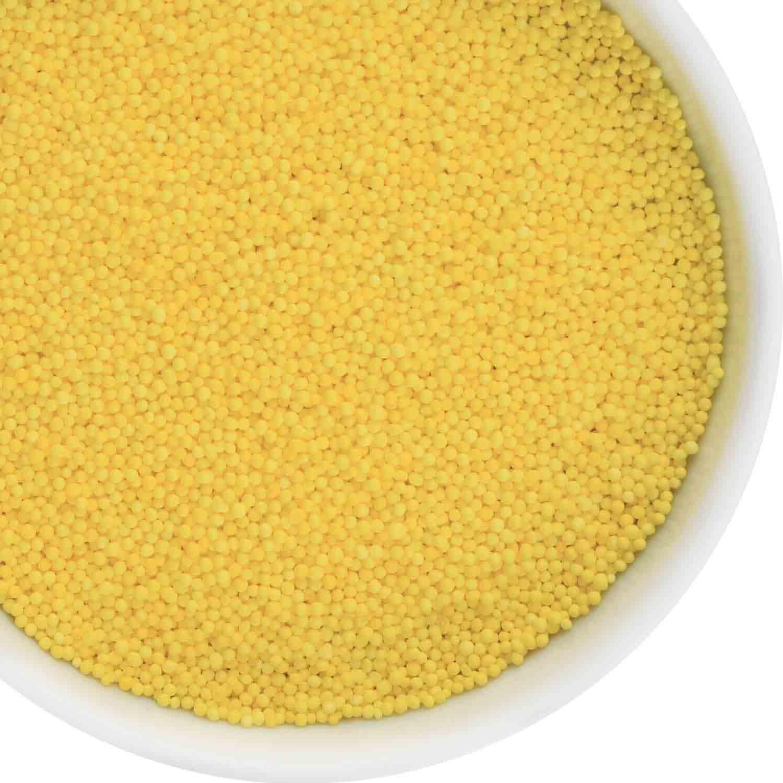 Yellow Non-Pareils