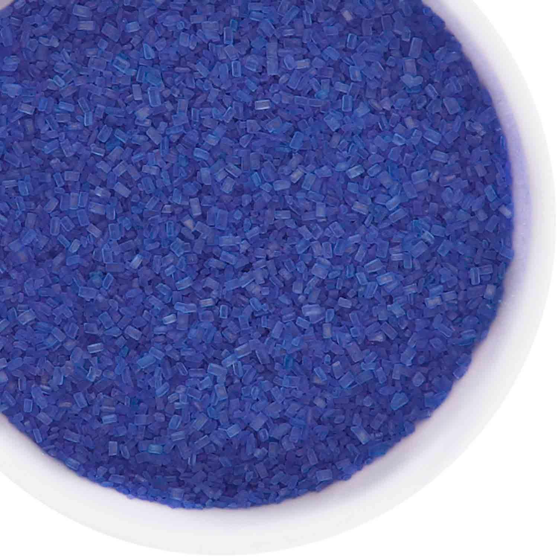 royal blue coarse sugar sugar crystals 78504e