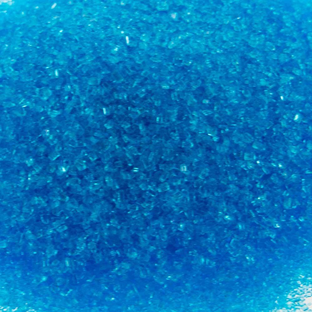 Dark Blue Sanding Sugar