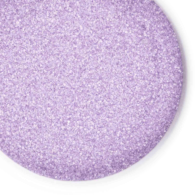 Lilac Sanding Sugar