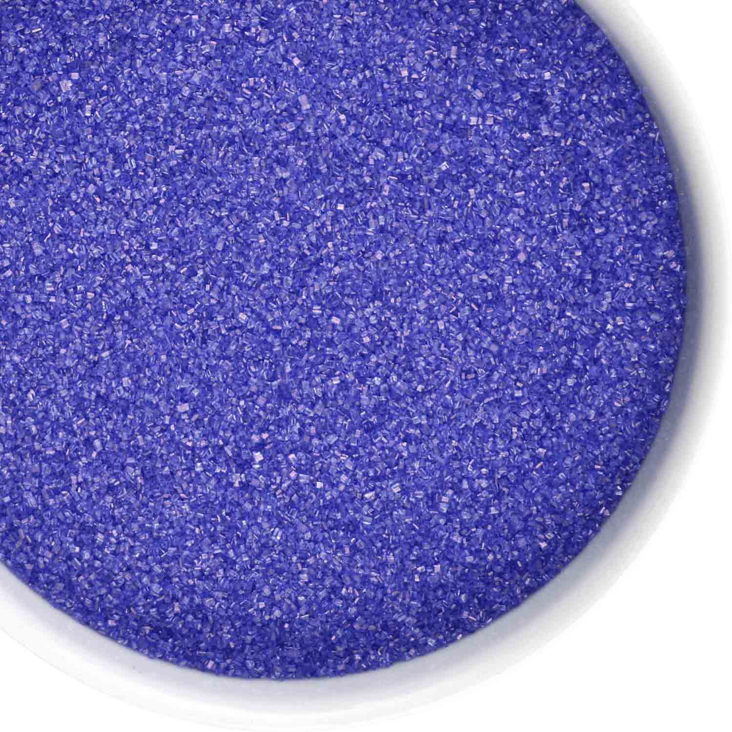 Royal Blue Sanding Sugar