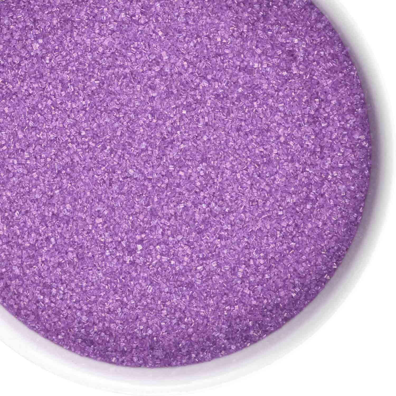 Lavender Sanding Sugar