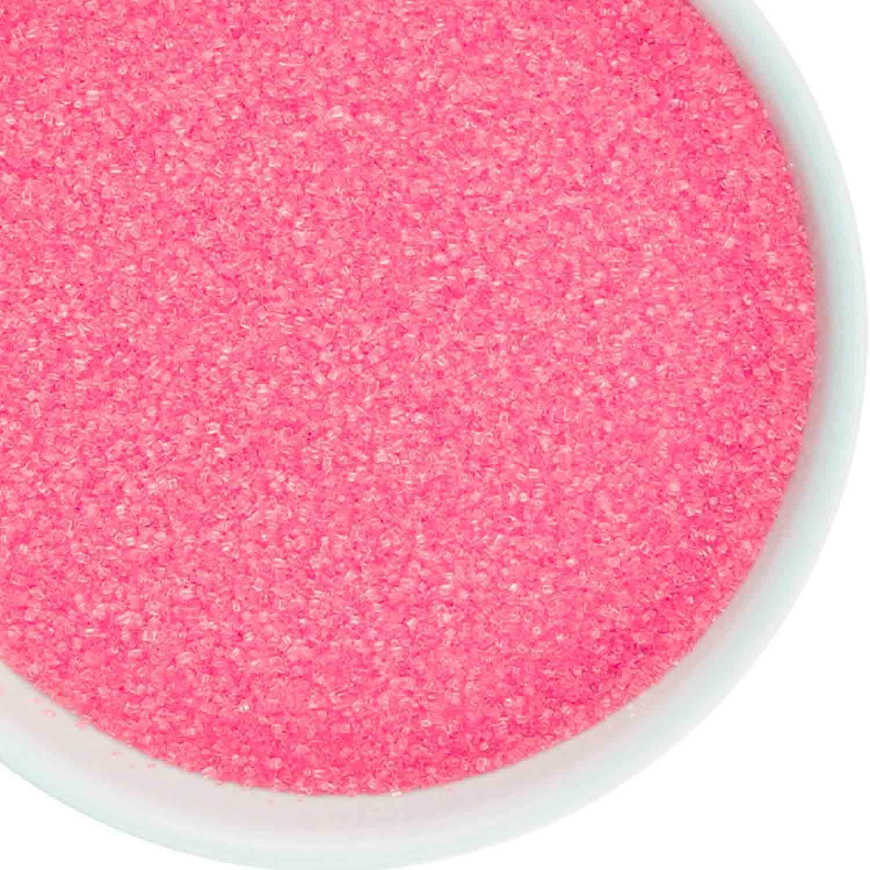 Pink Sanding Sugar