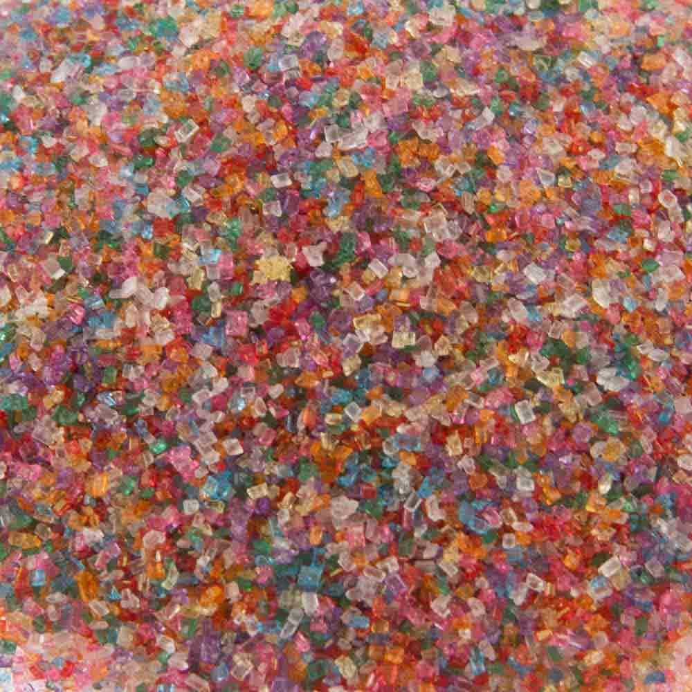 Mixed Sanding Sugar