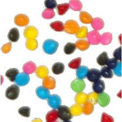 Rainbow Candy Coated Chocolate Chips