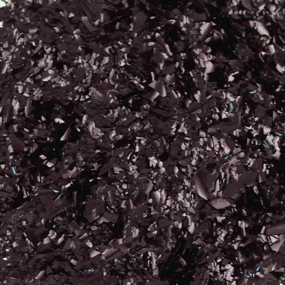 Black Edible Glitter
