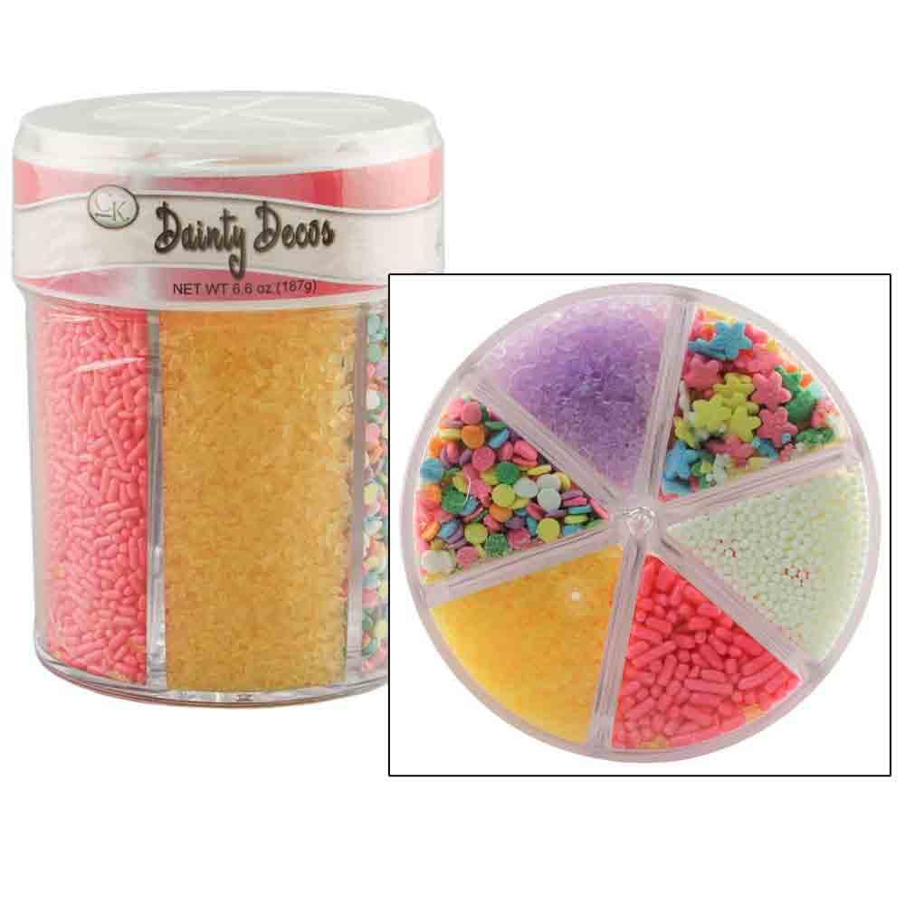 Dainty Decos Sprinkles Assortment