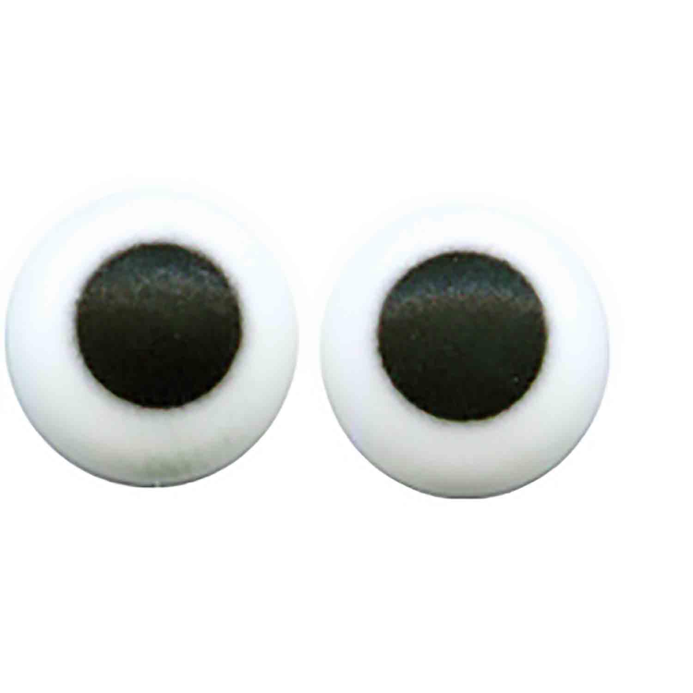 Royal Icing Eyes - 1/4