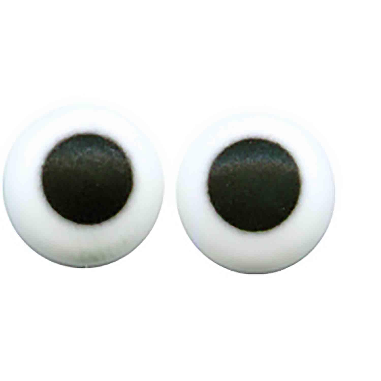 Royal Icing Eyes - 3/8
