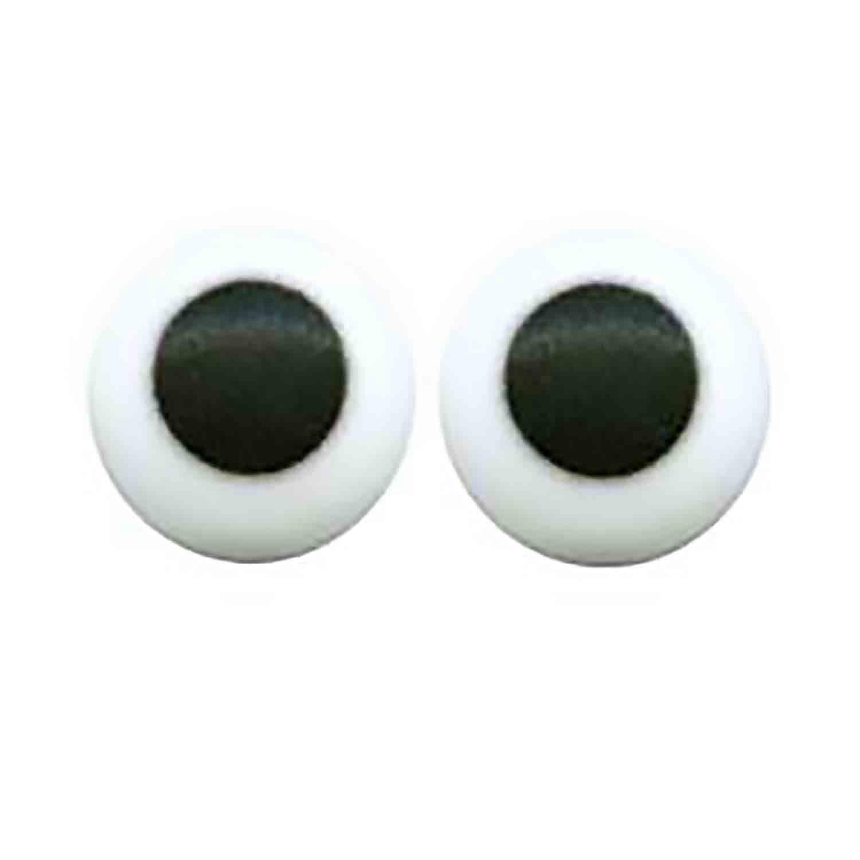 Royal Icing Eyes - 1/2