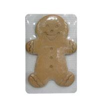 Pre-Baked Giant Gingerbread Man