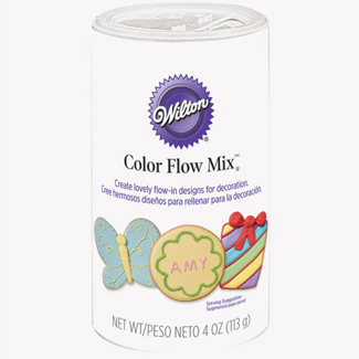 Color Flow Icing Mix