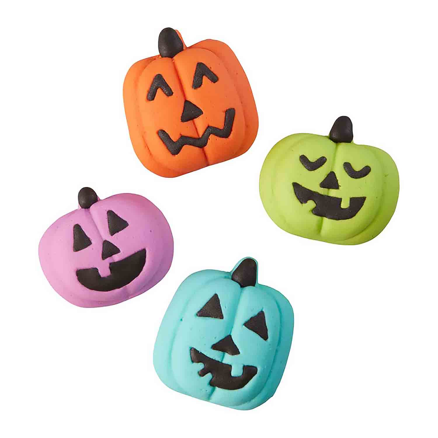 Pumpkin Royal Icing Decorations