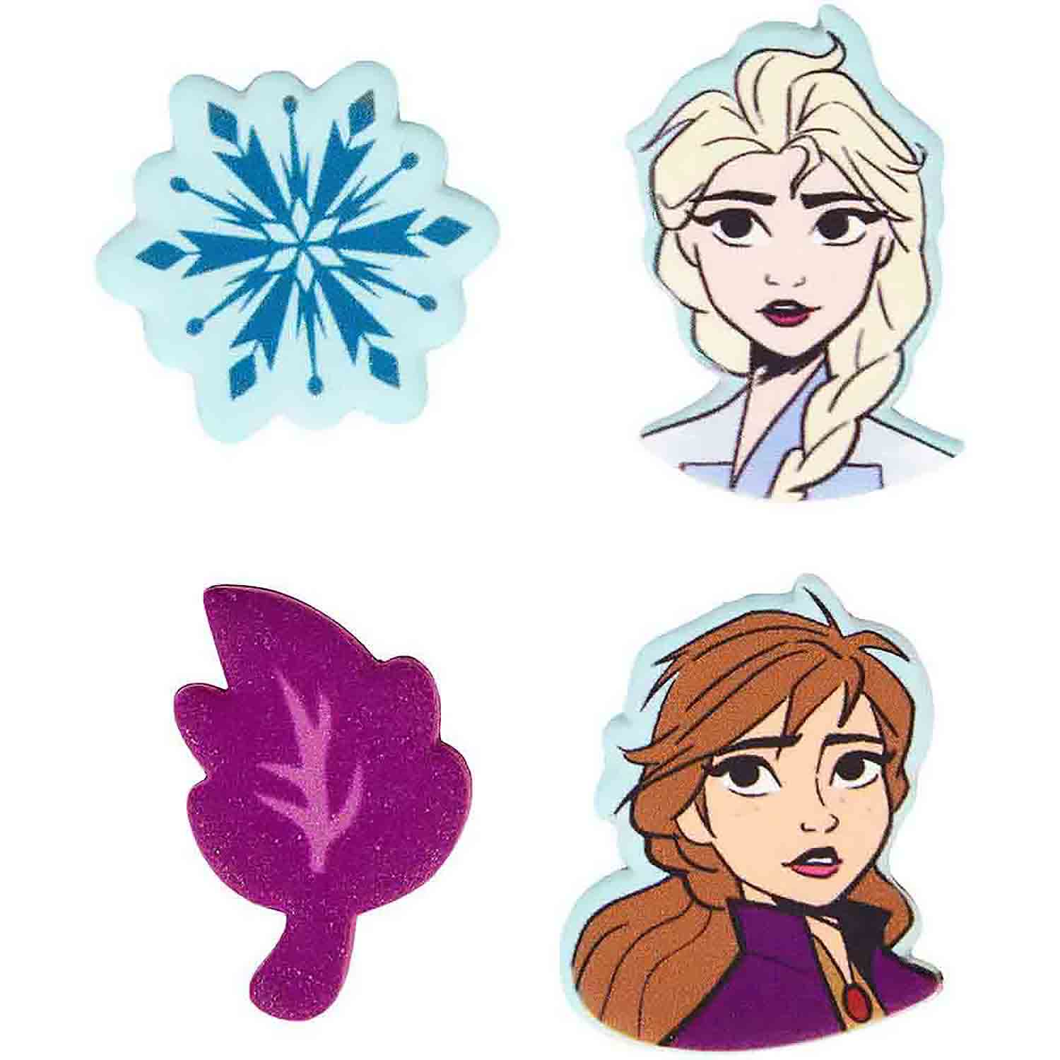 Frozen 2 Icing Decorations