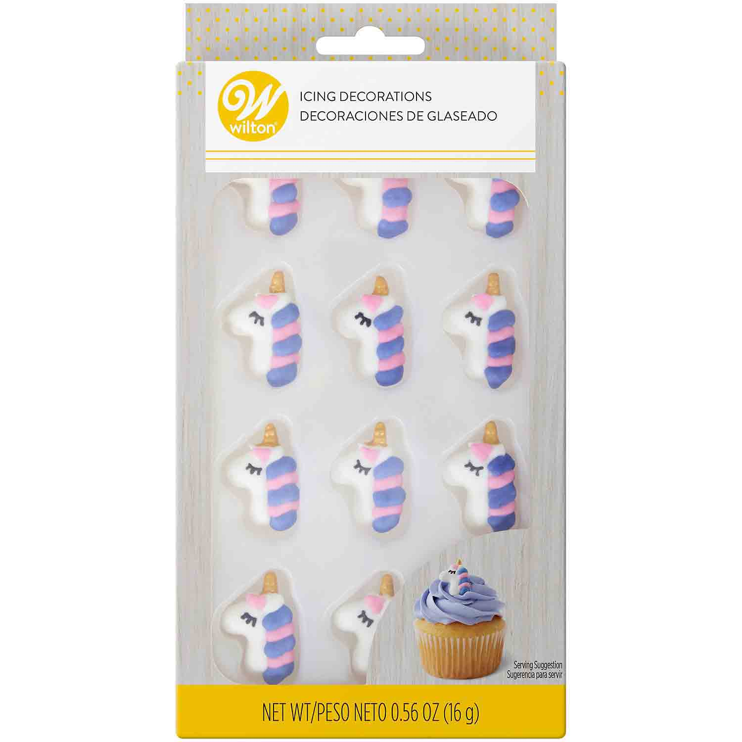 Unicorn Royal Icing Decorations