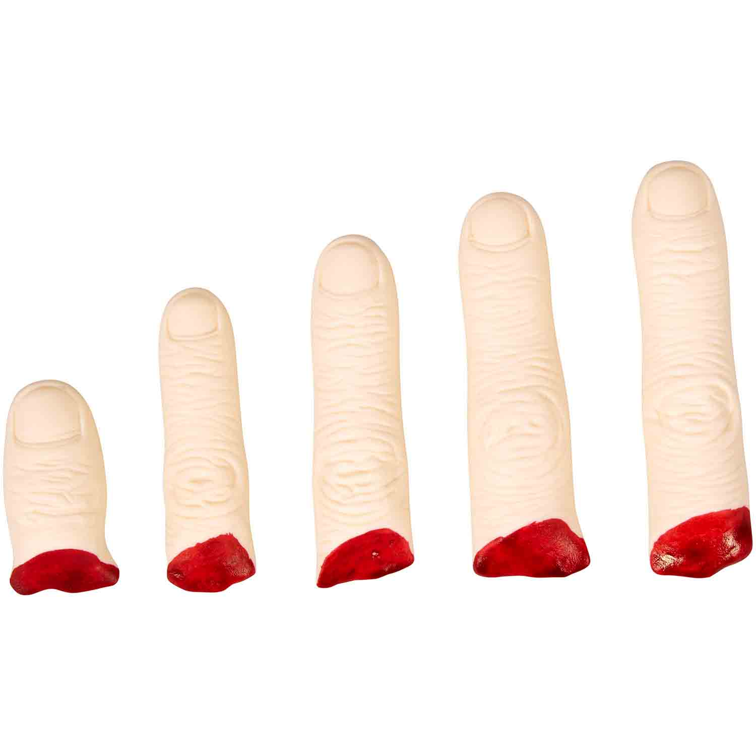 Severed Fingers Candy Decorations