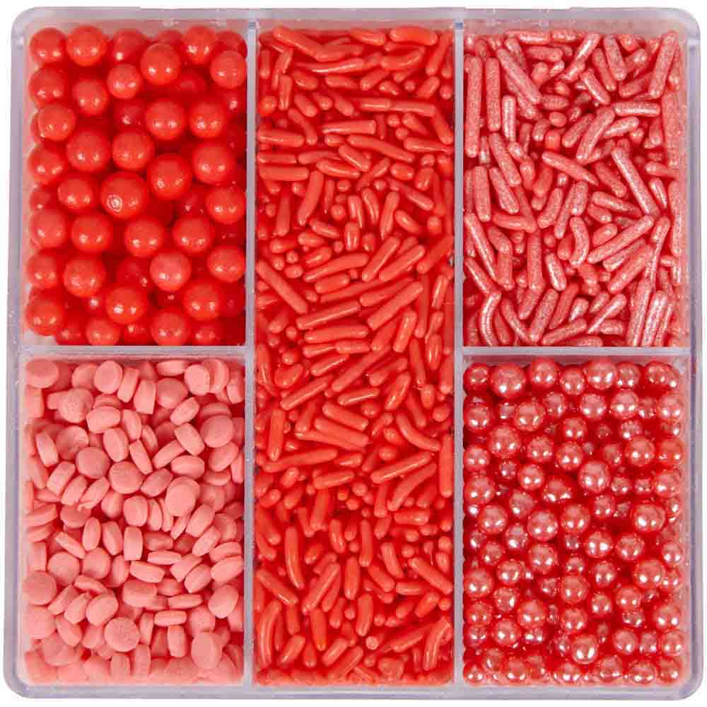 Coral Sprinkles Tackle Box