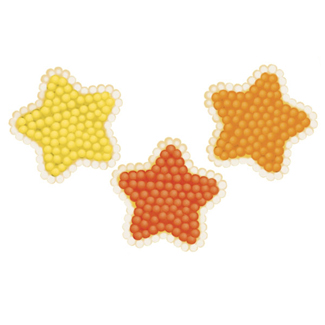 Mini Stars Icing Decorations
