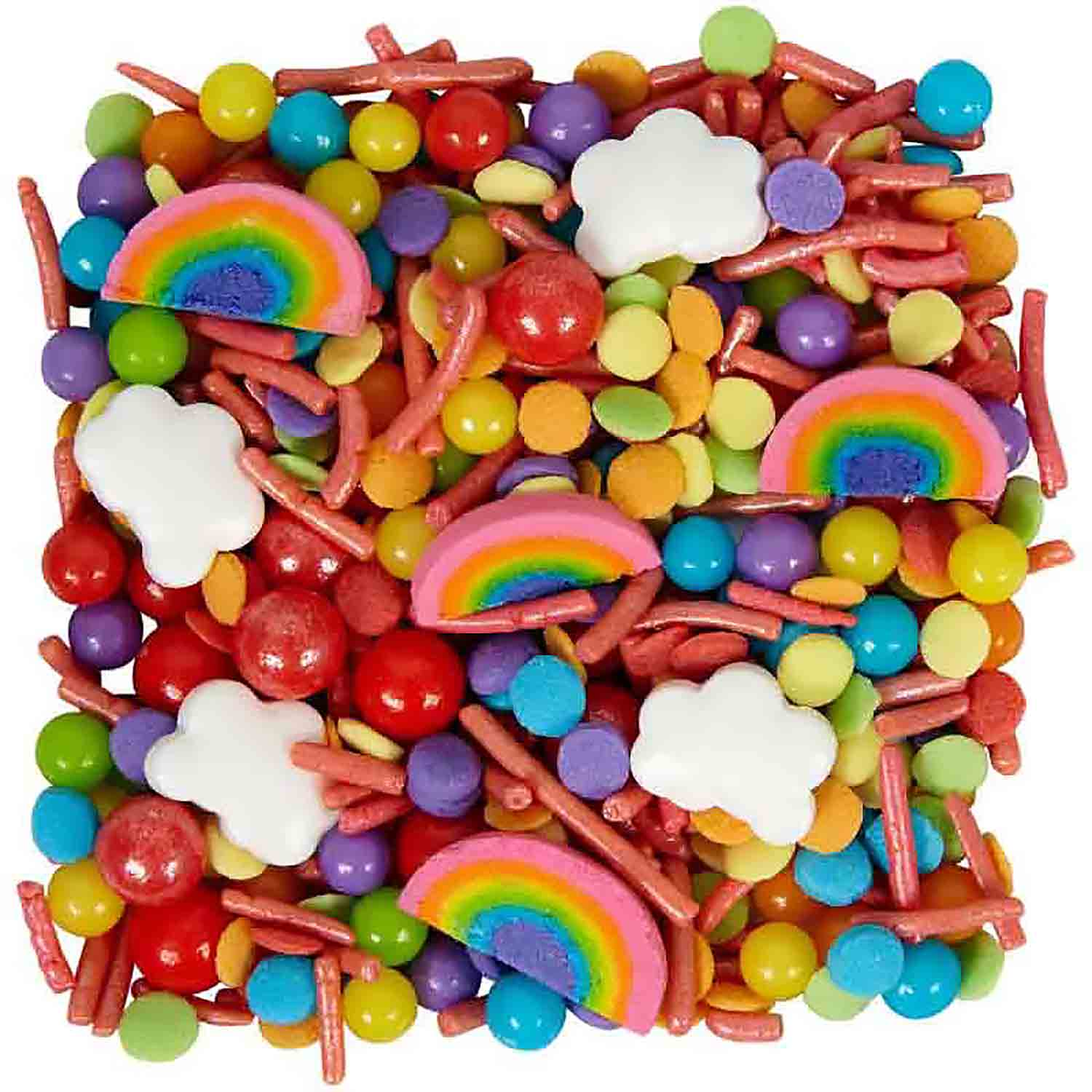 Rainbow Sprinkles Mix, 10 oz.