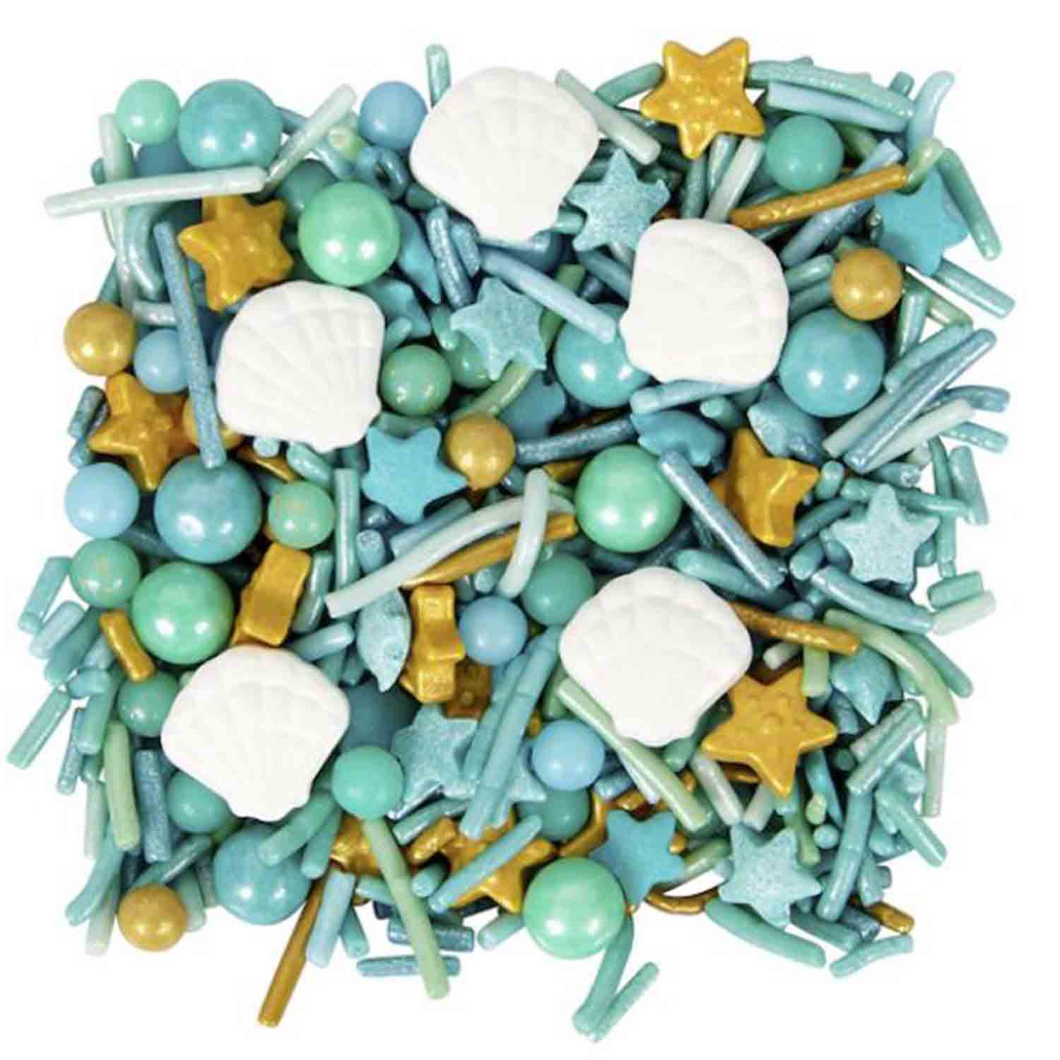 Green Apple Candy Beads