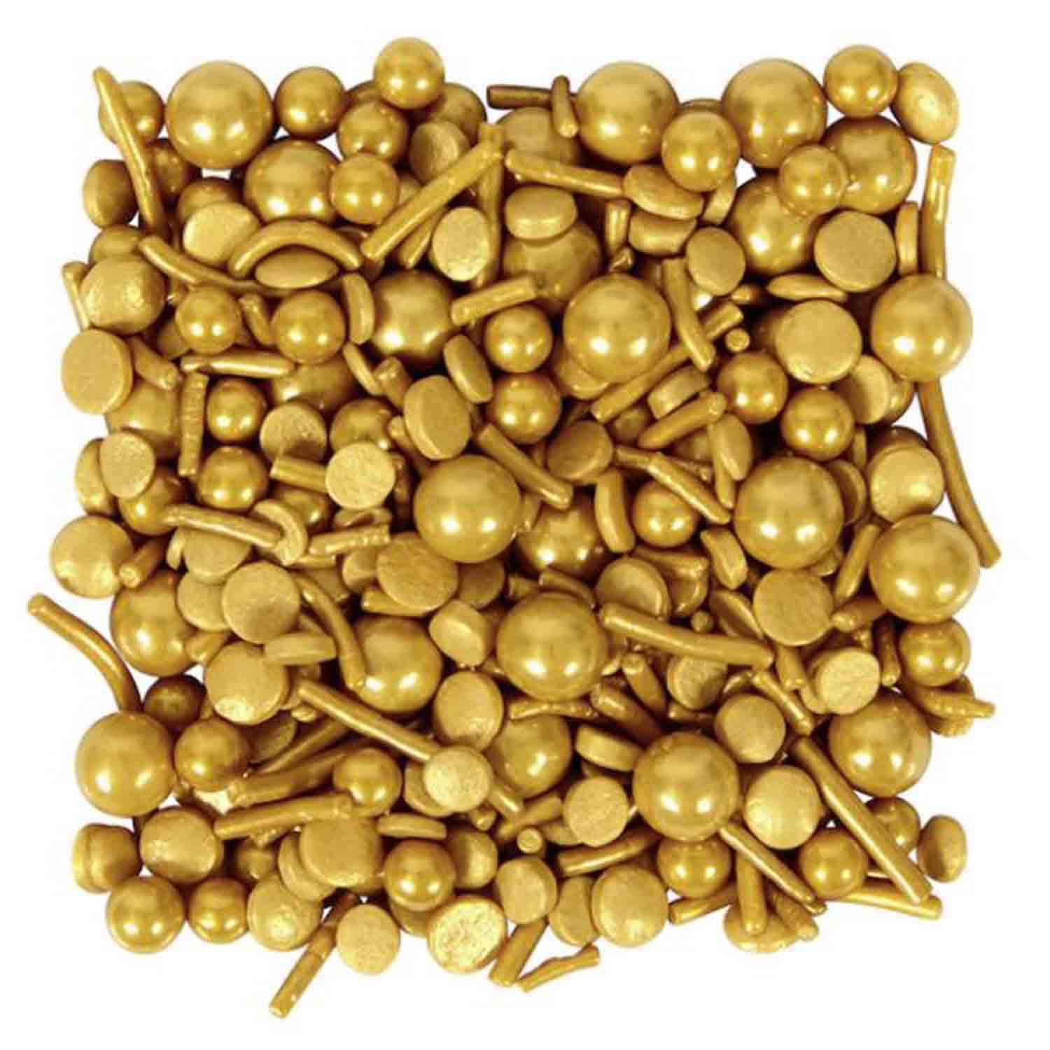 Gold Sprinkle Mix