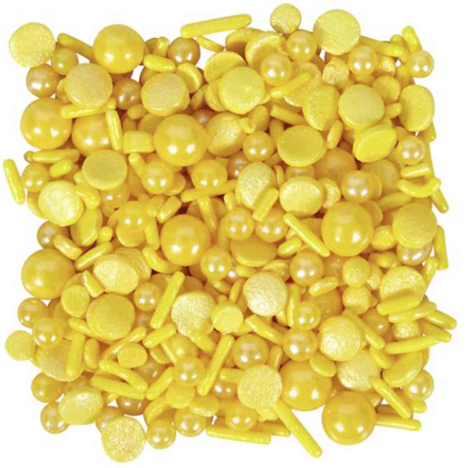 Yellow Sprinkle Mix