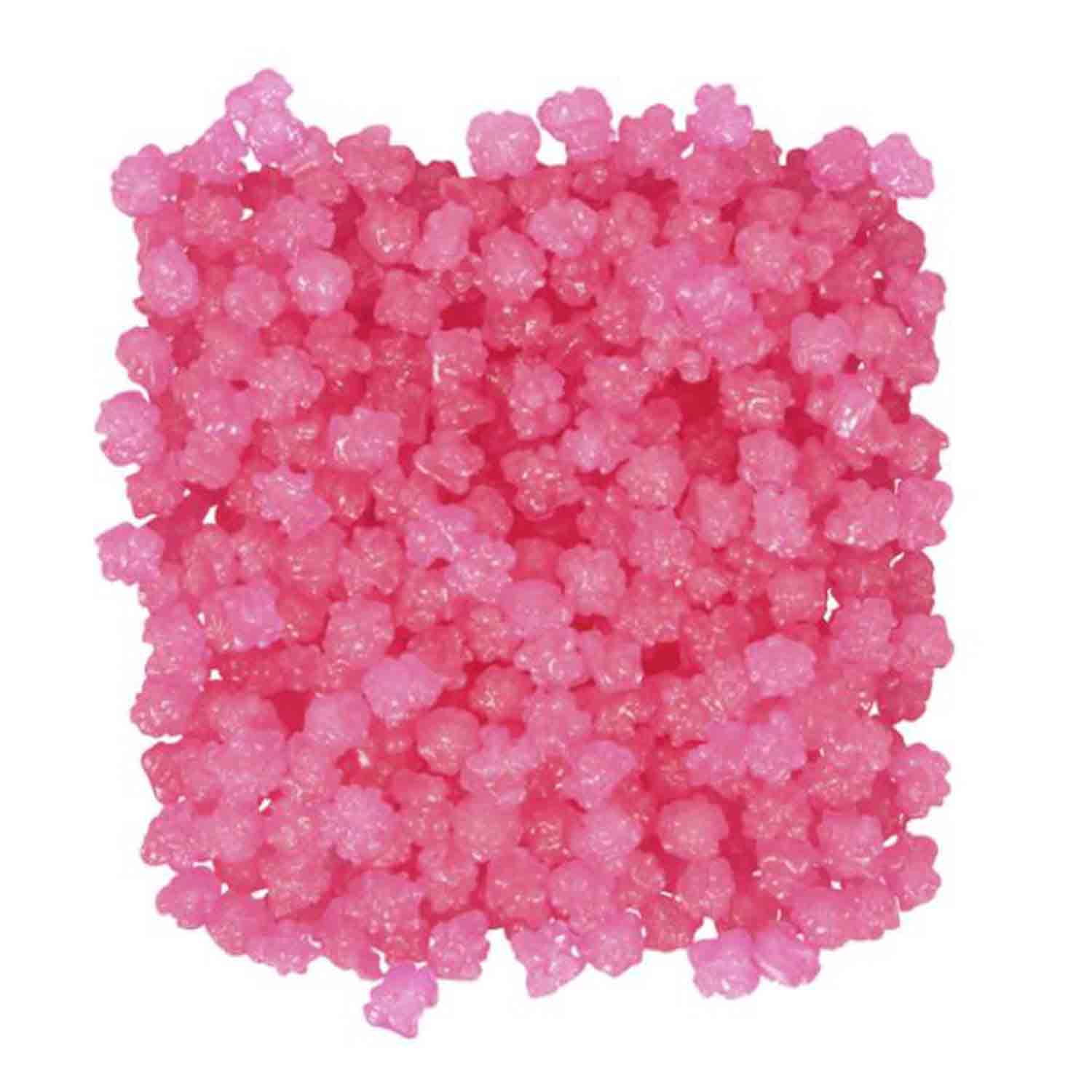 Pink Sugar Crystals