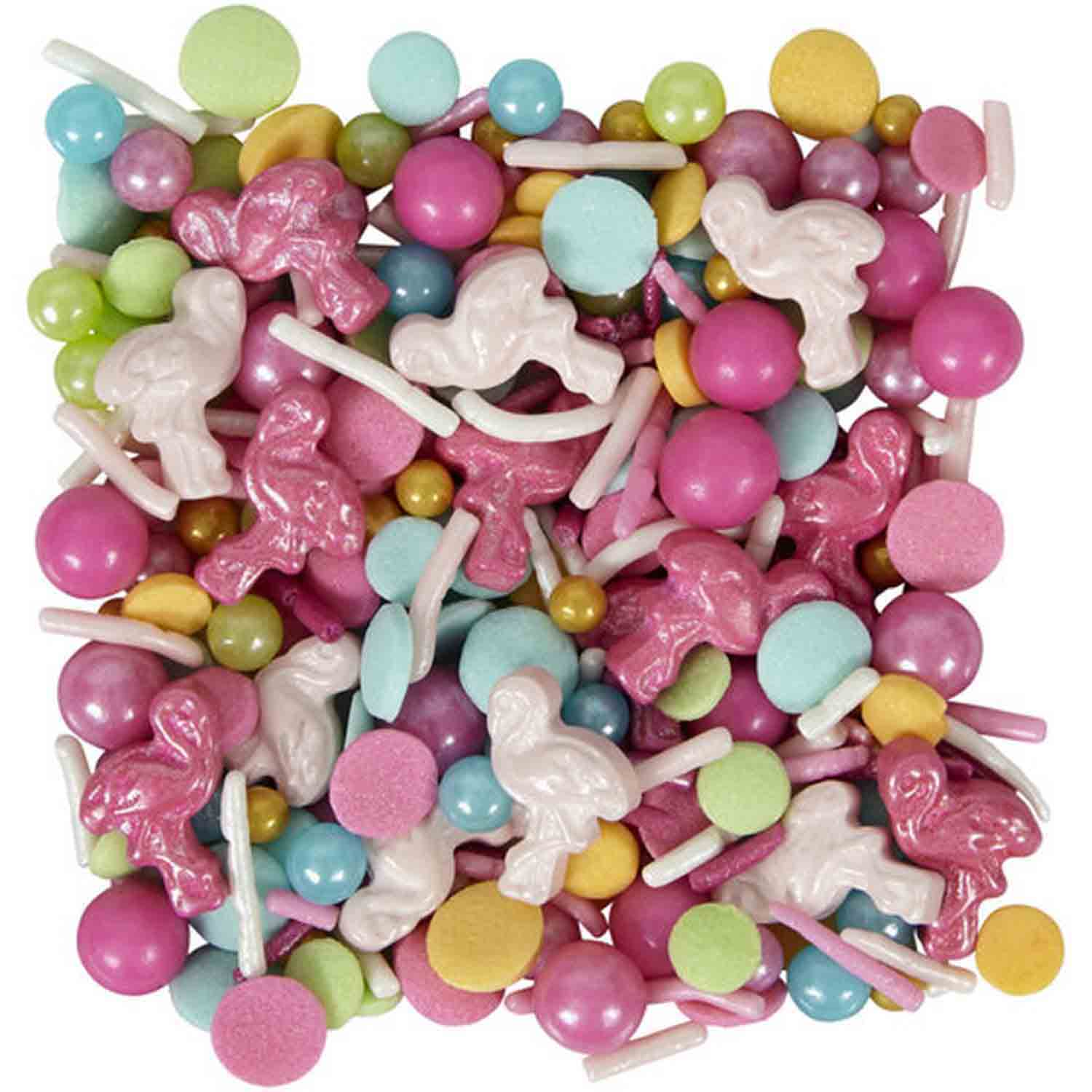 Flamingo Sprinkle Mix